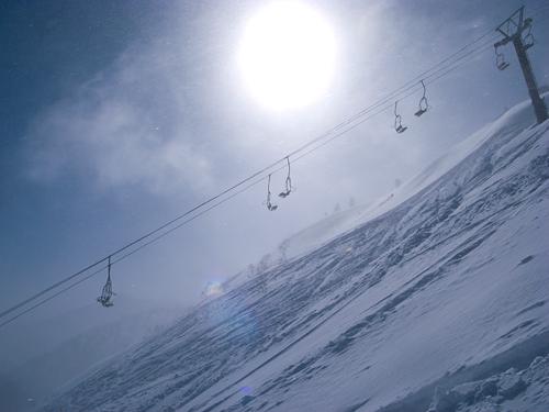深雪パウダー日和