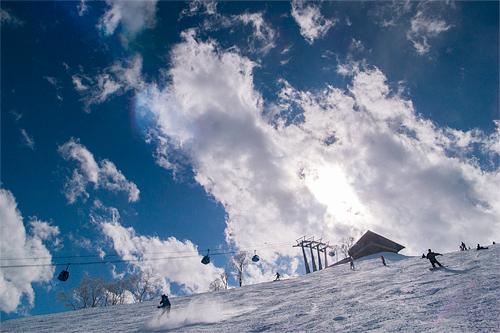 雪山その5