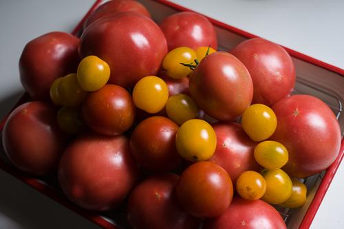 たんとトマト