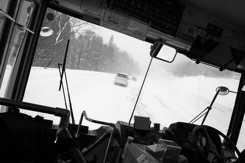 雪山その4