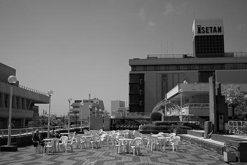 新潟 万代バスセンター width=